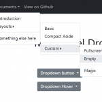 Multi-level Dropdown Component For Bootstrap 5
