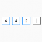 Configurable Pincode Input Component With JavaScript
