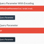 Set & Get Query Parameters In URL – hashparser