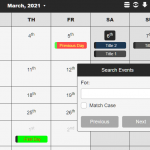 Feature-rich Event Calendar In JavaScript –  Calendar.js