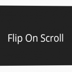 Trigger Fade/Flip/Zoom Animations On Scroll – Scrollrisen
