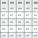 JS Array To HTML Table Converter – data-table.js