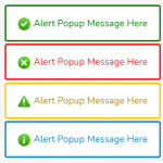 Simple Alert Popup JavaScript Library – Toastifier