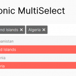 Cross-browser Multi Select Component In Vanilla JavaScript – Iconic Multiselect