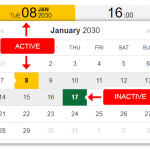Feature-rich Datetime Picker Component With JavaScript
