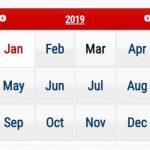 Minimal Month Picker In Vanilla JavaScript