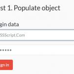 Populate Templates Using JavaScript – populator.js