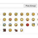 Minimal Emoji Picker With Vanilla JavaScript – Emoji Popover