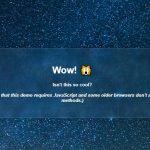 Ultra-light Parallax Scrolling JavaScript Library – parallax-js