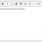 Easy Extensible Mardown Editor In JavaScript – Downarea