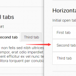 Responsive Tabs & Accordion Component In Vanilla JavaScript