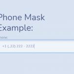 Easy Telephone Number Input Mask JavaScript Library – phonemask