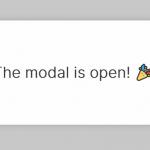 No Script Modal Window