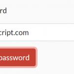 Show & Hide Password Button In JavaScript