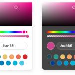 Accessible Color Picker  – Coloris.js